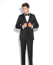 Allure Men: Granite Grey Brunswick Tuxedo