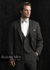Allure Men: Steel Grey 'Bartlett' Tuxedo